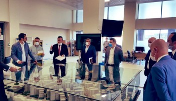 Bayrampaşa Proje Alanı İBB Daire Başkanları Tarafından Ziyaret Edildi
