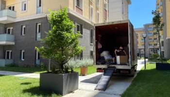 Bayrampaşa Kentsel Dönüşüm Projemizde Taşınmalar Başladı