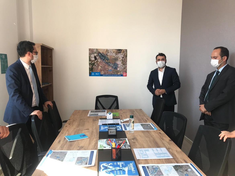 Sultangazi İlçesi Esentepe Mahallesi İmar ve Mülkiyet Çözüm Ofisimiz Faaliyete Başladı.