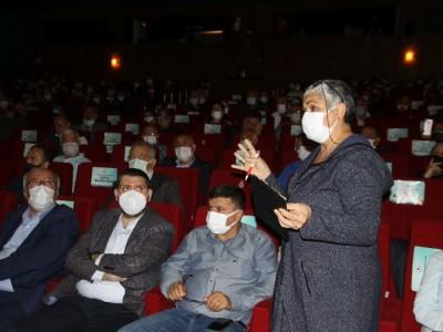 Ümraniye'de Kentsel Dönüşüm Bilgilendirme Toplantısı Gerçekleştirildi.