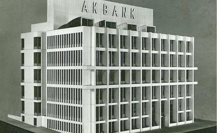 Akbank Eski Genel Müdürlük Binası