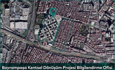 Bayrampaşa / Eski Cezaevi Proje Alanı