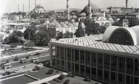 İstanbul Büyükşehir Belediyesi Binası