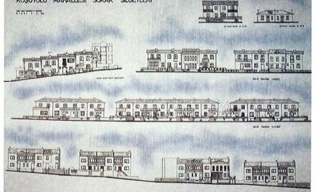 Koşuyolu Emlak Bankası Evleri