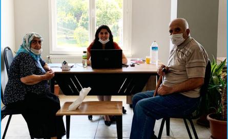 Şişli / Mahmut Şevket Paşa Mahallesi Proje Alanı